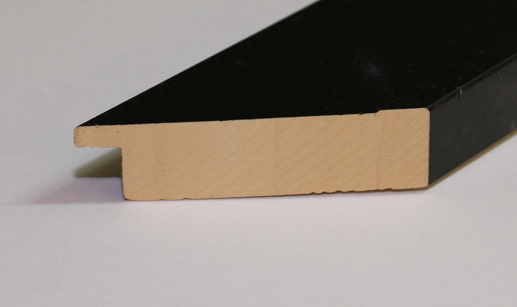 Encadrement Vinyle Noir VOGUE